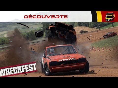 wreckfest cl cd steam acheter et t l charger sur pc. Black Bedroom Furniture Sets. Home Design Ideas