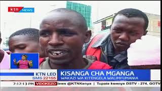 Kisanga cha Mganga:Mganga ajipata pabaya Kitengela