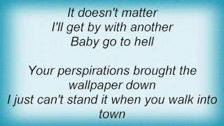 Adam Ant - It Doesn't Matter Lyrics