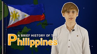 🇵🇭 History of the Philippines explained in 6 minutes