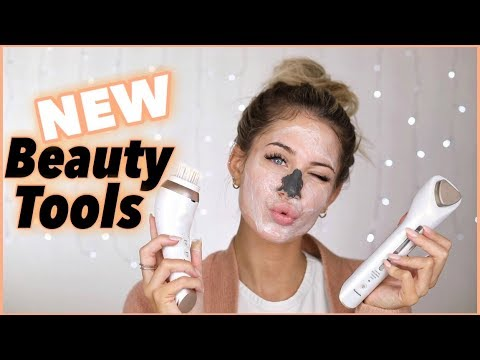 NEUE BEAUTY-TOOLS / Spa für Zuhause! | MRS BELLA