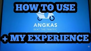 How to Use Angkas (And my Experience)