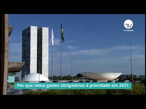 PEC que reduz gastos obrigatórios é prioridade em 2021- 04/01/21