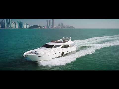 Ferretti Yachts 780 video
