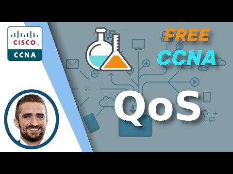 Free CCNA   QoS   Day 47 Lab   CCNA 200-301 Complete Course