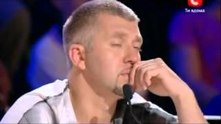 Х-Factor-3 Ukraine- Анатолій Бессмертний 22.09.12