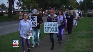 2nd Chance Domestic Violence Awareness Walk