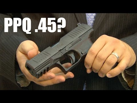 Walther Adds .45 To PPQ Lineup