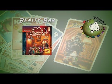 Würfel Reviews: Beasty Bar - Ilja
