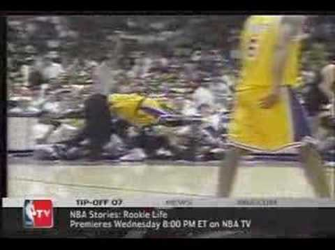 immagine di anteprima del video: NBA Basketball Bloopers