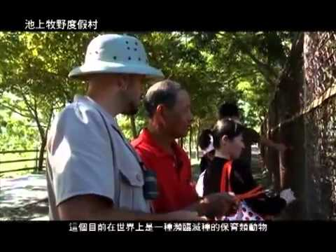 吳鳳在台糖《池上牧野渡假村》