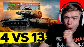 the reason why I call Renegade the best premium tank in World of Tanks