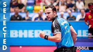 Tomas Polansky vs Simon Gauzy (TTBL Selected)