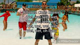 Chris brown - Pills & Automobiles (lyrics)