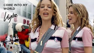 Come Into My World - Kylie Minogue  (Video)