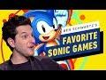 Ben Schwartz's Favourite Sonic Games