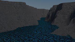 Создание ландшафтов с помощью аддона Landscape
