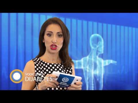 Dijabetes tipa 2 od živaca