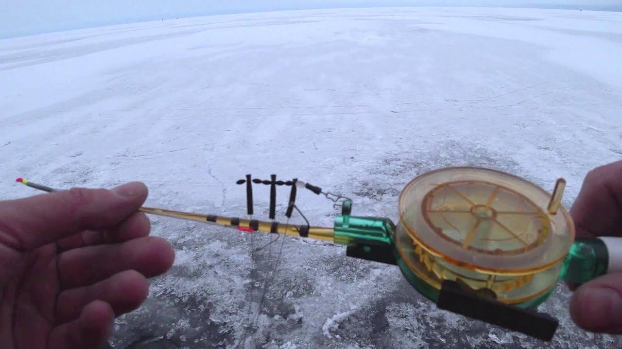 Донки на зимнюю рыбалку