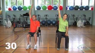 Living Better With COPD   Flexibility Exercises