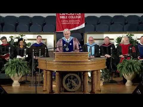 Greenbelt Graduation - May 2018 - Lancaster Bible College
