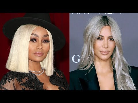 Blac Chyna Drops ALL Kardashian Sisters From Lawsuit, EXCEPT Kim & Here's Why