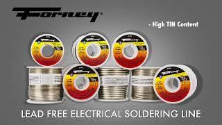 Forney Electrical Solder Line