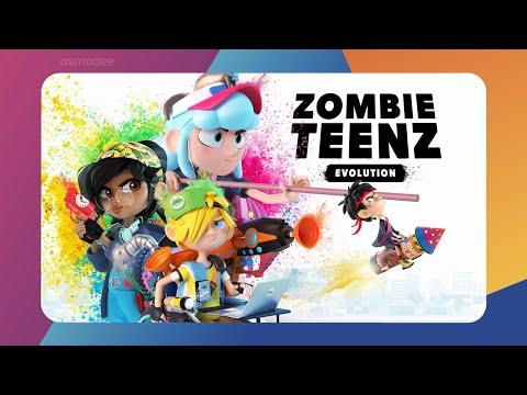 Spieletrailer Zombie Teenz Evolution - Vorschaubild