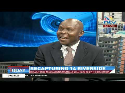 Recapturing the 14 Riverside drive terror attack