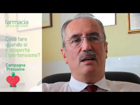 Ipertensione classificazione eziologia patogenesi