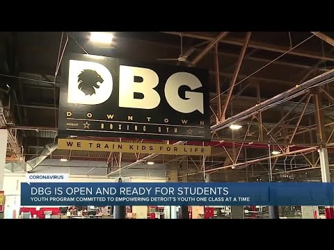 Downtown Boxing Gym makes big changes to keep kids safe due to COVID-19