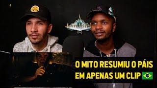 Criolo   Boca De Lobo (videoclipe Oficial) | REACT
