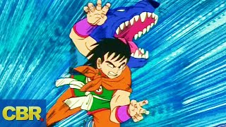 The 20 Weakest Dragon Ball Techniques