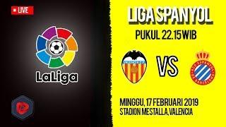 Live Streaming dan Jadwal Pertandingan Valencia Vs Espanyol di HP via MAXStream beIN Sport