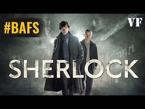 Sherlock avec Benedict Cumberbatch - Bande Annonce VF - 2010