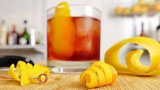 Easy Cocktail Garnishes - Bar Basics