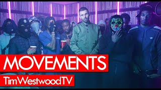 Movements Crib Session - Westwood (Young Sykes, Young Dumps, MD)