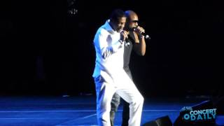 "Keith Sweat & Tank perform ""My Body"" live at 2016 Baltimore Spring Fest"