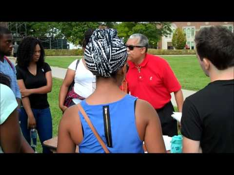 October 6 Teach-In on McMicken Commons
