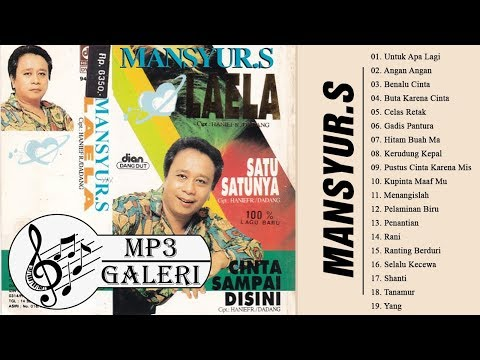 Mansyur.S Original Full - Lagu Dangdut Lawas Indonesia Terpopuler 80'an 90'an Vol 2