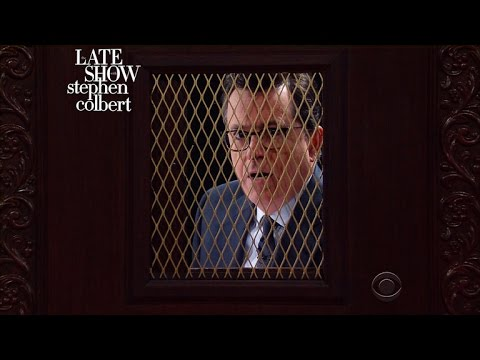 Stephen Colbert's Midnight Confessions XXI