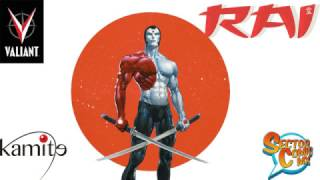 Rai de Valiant Comics por Editorial Kamite