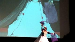 Leslie As Calliste From Memento Mori- Cosplay Romics 2012