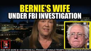 CROOKED: Bernie Sanders and wife hire lawyers amid FBI probe!!