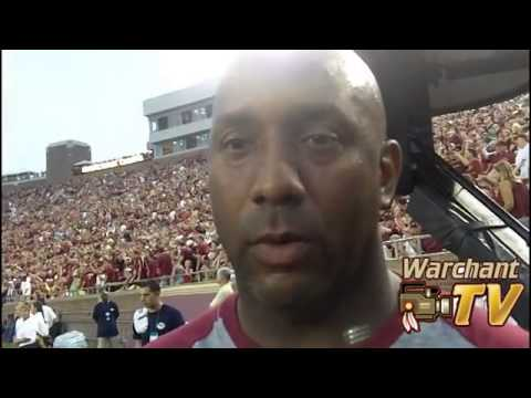 Amp Lee on FSU Athletics Hall of Fame induction Watch the v