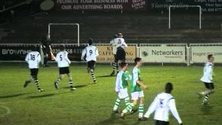 preview picture of video 'Bromley U18 vs Ashford United'