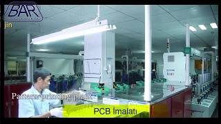 BAR Elektronik PCB İmalatı