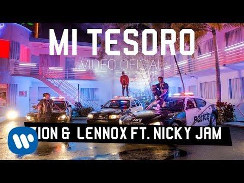 Zion & Lennox – Mi Tesoro (feat. Nicky Jam)   Video Oficial