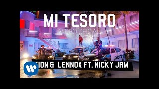 Zion  Lennox - Mi Tesoro (feat. Nicky Jam) | Video Oficial