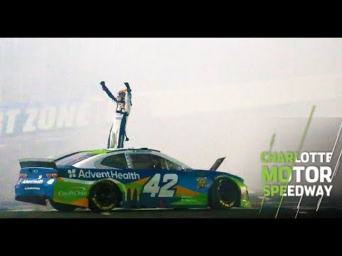 Recap: All the twists and turns leading to Larson's All-Star win